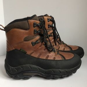 Cabela's thinsulate lightweight dry plus boots 10